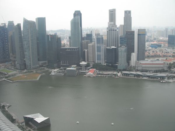 Anything is possible in Singapore: Marina Bay Sands Sky