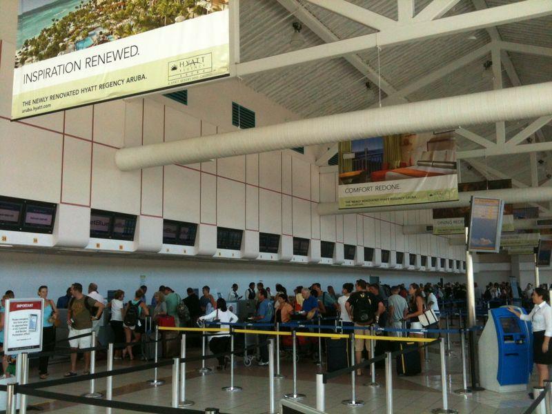 Aruba Airport 2