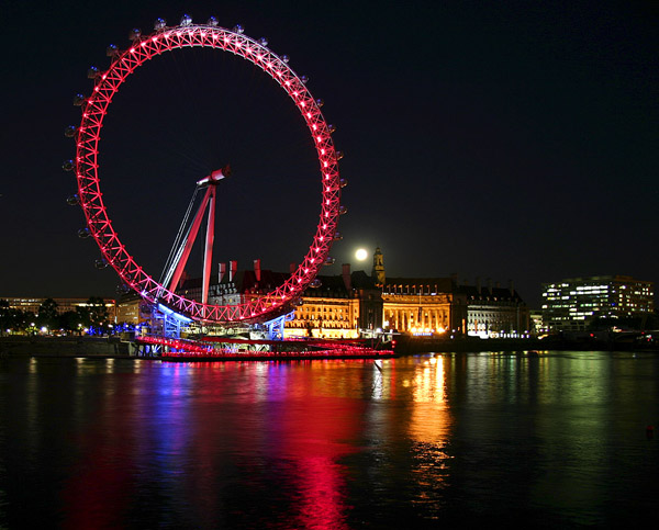 London-at-night